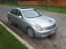 REDUCED! Infiniti - G - 2004 AWD