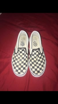 Checked Vans South Gate, 90280
