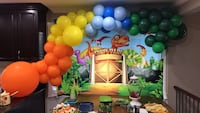Backdrop and balloons, need gone ASAP  St Albert, T8N 0R1