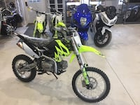 2018 Thumpstar TSX-C 140cc dirt bike will trade Westford, 01886