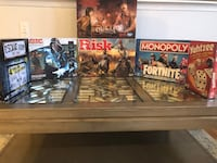 6 new board game  Toronto, M5R 3A3