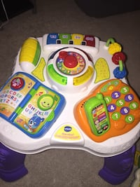 VTech Activity Table 30 km