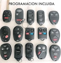 Keyless entry remote control key fob alarm Program Los Angeles, 90003