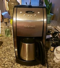 Cuisinart Automatic Grind and Brew Coffee Pot