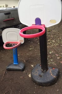 Little tikes basketball hoops free