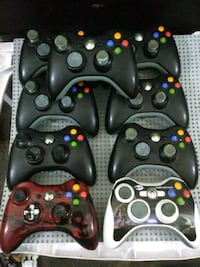 Xbox 360 Controllers ($15 each) Phoenix, 85017