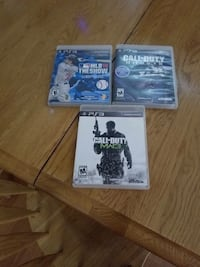 sony ps3 games $30 for all or price is negotiable  Philadelphia, 19127