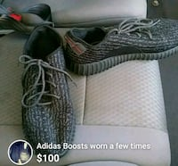 Adidas Boost only worn a few times Minneapolis, 55416