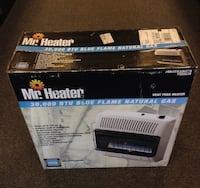 *BRAND NEW* Mr.heater 30,000btu Blue flame propane heater.  Wethersfield, 06109