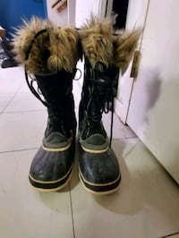 Sorrell boots