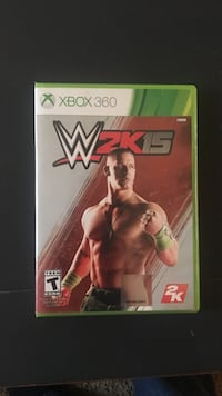 WWE2k15 Xbox 360 Youngstown, 44511