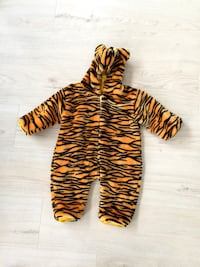 Tiger Costume Carter's 12 months