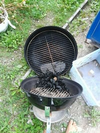 black and gray charcoal grill Port Huron, 48060