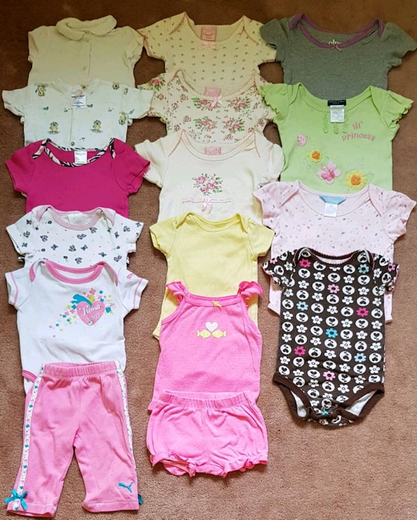 3-6 months girl lot 1110bf6e-8254-40ab-826f-74eb1ad03823