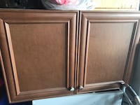 Maple double door cabinet Bolton, L7E 2Y2