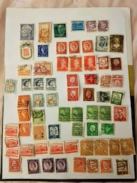 Old world stamps  Durham Regional Municipality, L0C