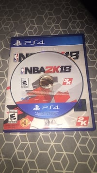 Sony PS4 NBA Live 15 game disc Metairie, 70003