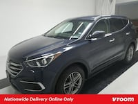 2018 *Hyundai* *Santa* *Fe* *Sport* 2.4L hatchback Marlin Blue Houston