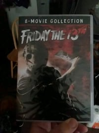Friday the 13th 8 movie collection Sierra Vista, 85635