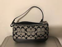 Black and gray Coach purse Burbank, 91505