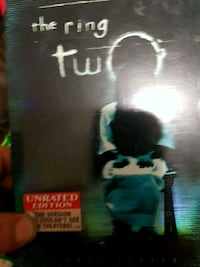 The Ring Two movie case