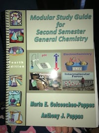 General Chemistry Modular Study Guide Miami, 33176