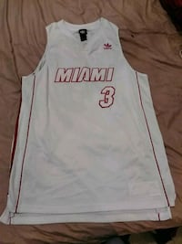 white and black Adidas basketball jersey Lebanon