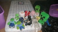 assorted color plush toys  York, 17403
