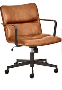 100% top grade leather office chair brand new  Alexandria, 22309