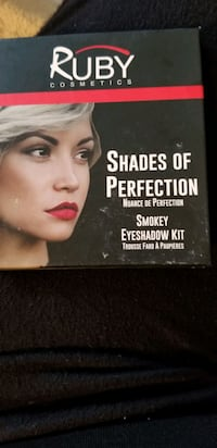 NEW - RUBY Smokey Eye Shadow Kit Toronto, M4J 4W4