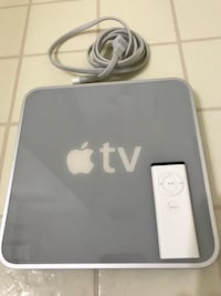 Apple TV first generation with remote  Herndon, 20170
