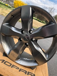 20'inch Jeep Grand Cherokee Rims (set of 4). Perfect condition! Potomac, 20854