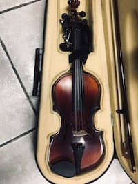 1/8 size violin for 3-5 years old