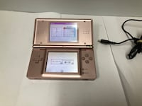 Nintendo ds lite with charger Mississauga, L5M 7L9