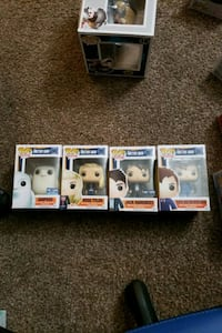 Funko! Pops doctor who Columbus, 43207