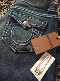 Brand New True Religion Jeans Toronto, M9B 1J5