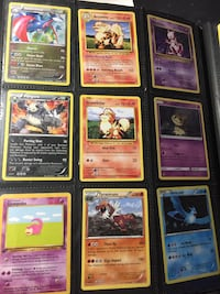 Full pokemon binder (300 cards) Toronto, M2N