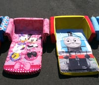 Thomas the train & minnie mouse pull out couches   Branford, 06405