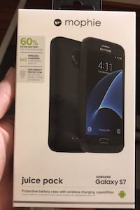 Samsung Galaxy 7 Mophie Juice Pack