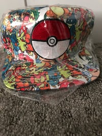 Brand new Pokémon adult cap. Adjustable back. Layton, 84041