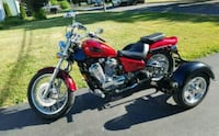 2007 Honda Shadow with Towpack Brockport, 14420