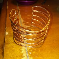 AWESOME COPPER/GOLD. BRACELET