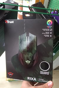 GAMİNG OYUNCU MOUSE VE MOUSPAD