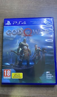 GOD of WAR 4 ps4 CD