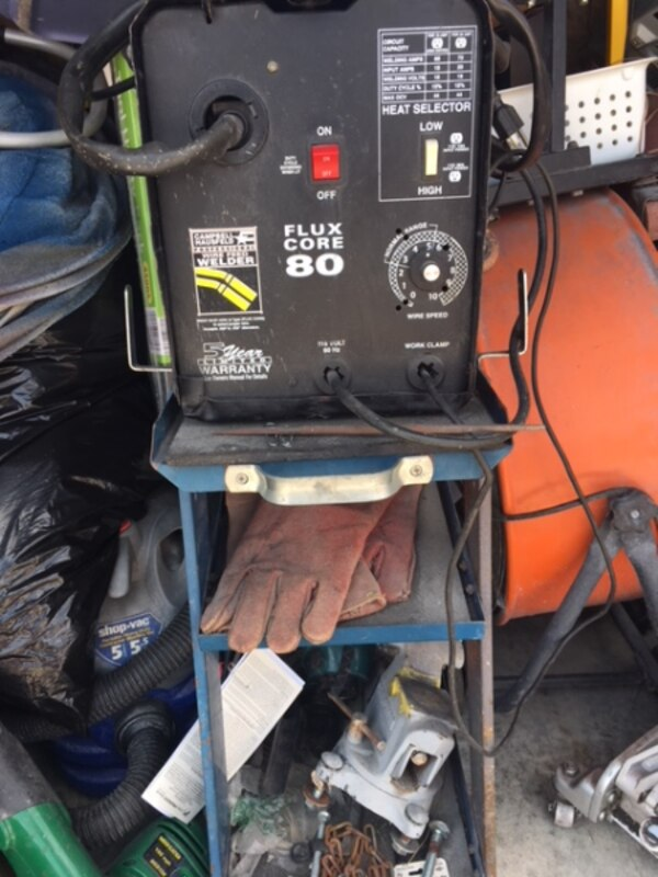 Mig Welder For Sale >> Used Campbell Hausfeld Mig Welder For Sale In Palmbay Letgo