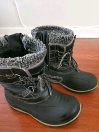 Winter Boots Boy/ size 12.5 Laval, H7W 2W7
