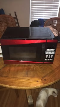 black and red microwave oven Athens, 30601