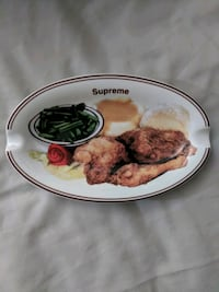 Supreme Chicken Dinner Ash tray. NEED GONE ASAP! Mississauga, L5R 1T7