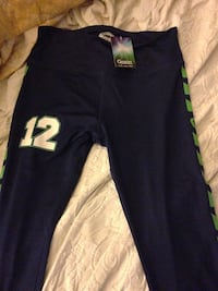 BRAND NEW Seattle Seahawks leggings Kirkland, 98034