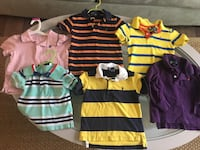 Name brand polo lot size 2 toddler  Summerville, 29486